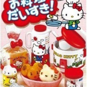 Bundle of 2 Hello Kitty ReMent Blind Box